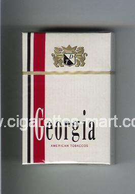Georgia ( hard box cigarettes )