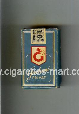 Gerdami (G3 / Privat) ( soft box cigarettes )