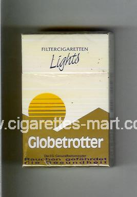 Globetrotter (design 2) (Lights) ( hard box cigarettes )