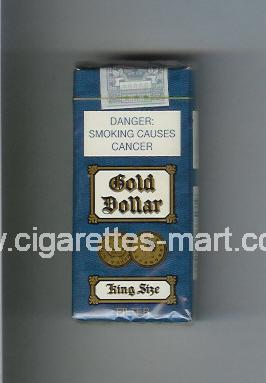Gold Dollar (german version) (design 3) ( soft box cigarettes )