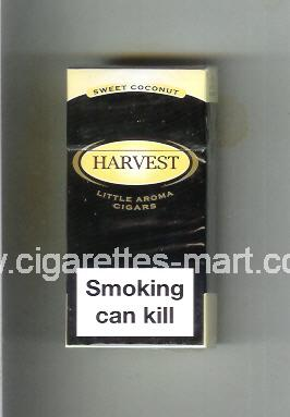 Harvest (german version) (Sweet Coconut / Little Aroma Cigars) ( hard box cigarettes )