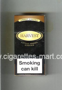 Harvest (german version) (Sweet Coffee / Little Aroma Cigars) ( hard box cigarettes )