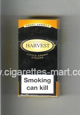 Harvest (german version) (Sweet Vanilla / Little Aroma Cigars) ( hard box cigarettes )
