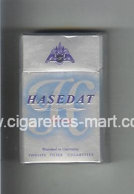 Hasedat H (Luxury) ( hard box cigarettes )