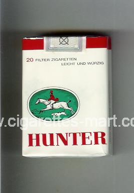 Hunter (german version) (design 2) ( soft box cigarettes )