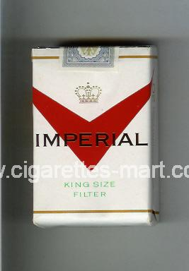 Imperial (german version) (design 1) ( soft box cigarettes )