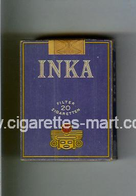 Inka (german version) (design 1) ( hard box cigarettes )