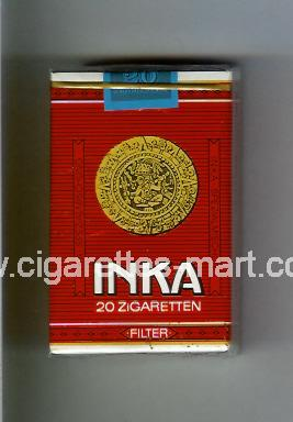 Inka (german version) (design 2) ( soft box cigarettes )