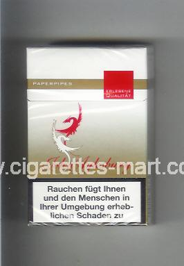 John Aylesbury (design 2) (Paperpipes) ( hard box cigarettes )