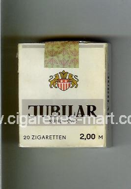 Jubilar (design 2A) (Rund-O/M) ( soft box cigarettes )