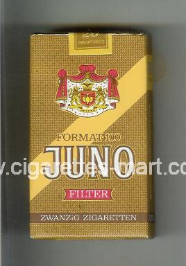 Juno (german version) (design 6) (Filter) ( soft box cigarettes )