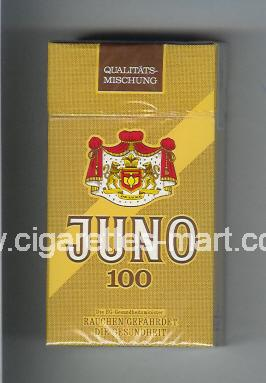 Juno (german version) (design 6) ( hard box cigarettes )