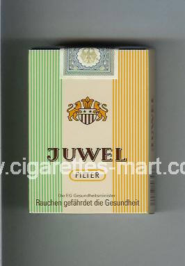 Juwel (design 1B) (Filter) ( hard box cigarettes )