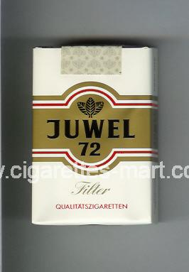 Juwel (design 2) 72 ( soft box cigarettes )