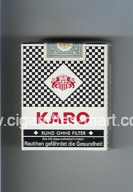Karo ( soft box cigarettes )