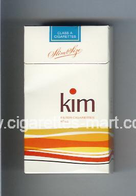 Kim (german version) (design 1A) (Mild) ( hard box cigarettes )