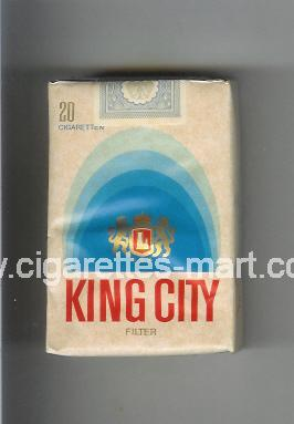 King City ( soft box cigarettes )