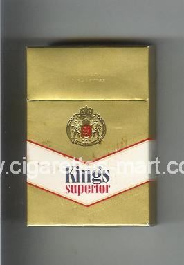 Kings (german version) (Superior) ( hard box cigarettes )