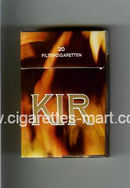 Kir ( hard box cigarettes )