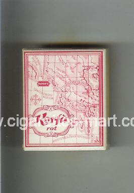 Korfu (Rot) ( hard box cigarettes )