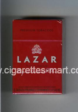 Lazar (Full Flavour) ( hard box cigarettes )
