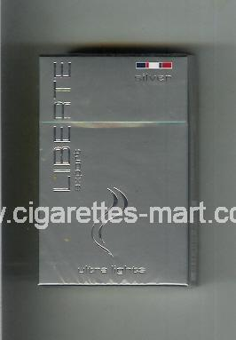 Liberte (german version) (Export / Silver / Ultra Lights) ( hard box cigarettes )