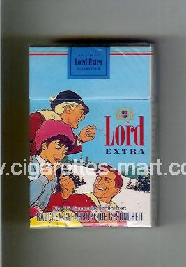 Lord (collection design 1A) (Extra) ( hard box cigarettes )