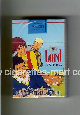 Lord (collection design 1B) (Extra) ( hard box cigarettes )