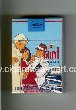 Lord (collection design 1C) (Extra) ( hard box cigarettes )