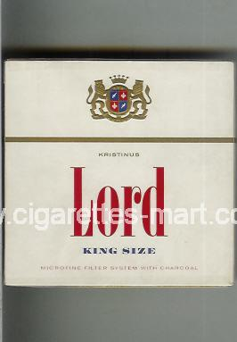 Lord (design 3) (King Size) ( box cigarettes )