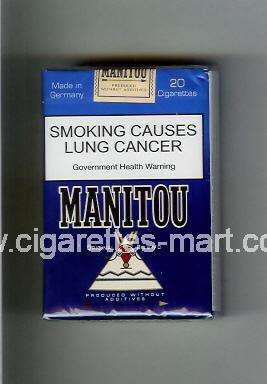 Manitou (design 1) (Original Blend) ( soft box cigarettes )