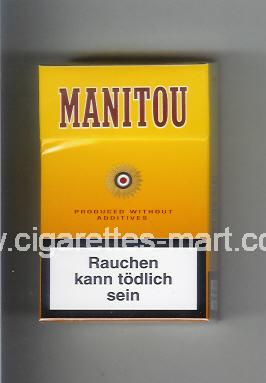 Manitou (design 2) ( hard box cigarettes )