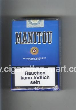 Manitou (design 2) ( soft box cigarettes )