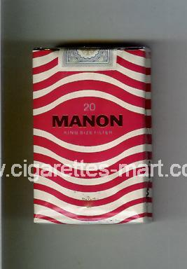 Manon (german version) ( soft box cigarettes )
