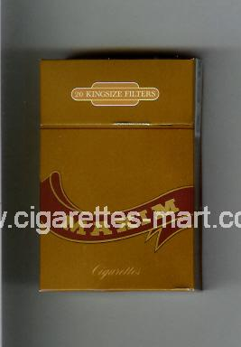 Maxim (german version) (design 1) ( hard box cigarettes )