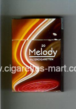 Melody (german version) ( hard box cigarettes )