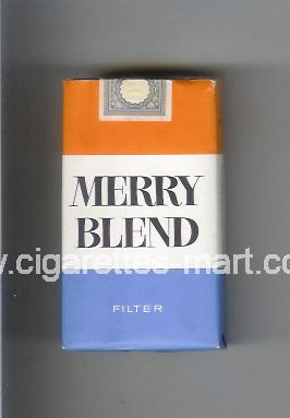 Merry Blend ( soft box cigarettes )