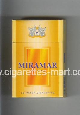 Mira Mar (design 1) ( hard box cigarettes )