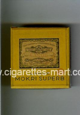Mokri (design 1) Superb (Lande) ( hard box cigarettes )