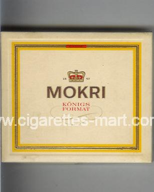 Mokri (design 2) ( box cigarettes )
