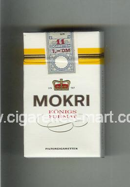 Mokri (design 2A) ( hard box cigarettes )