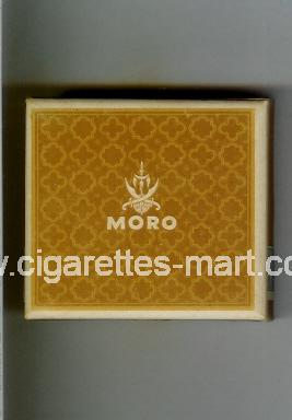 Moro (german version) ( box cigarettes )