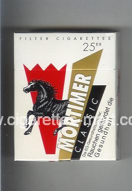 Mortimer (Classic) ( hard box cigarettes )