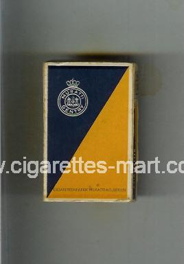 Muratti Gentry (design 1) ( hard box cigarettes )