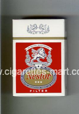 Nestor (german version) ( hard box cigarettes )