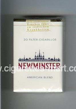 Newminster (American Blend / Cigarillos) ( soft box cigarettes )