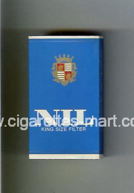 Nil (german version) (design 1) ( hard box cigarettes )