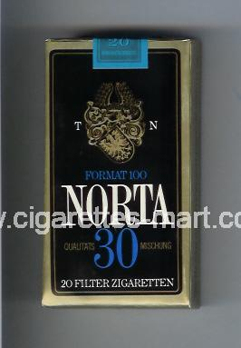 Norta 30 ( soft box cigarettes )