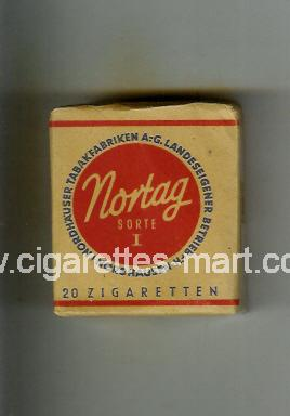 Nortag (design 1) (Sorte I) ( soft box cigarettes )