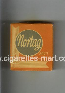 Nortag (design 2) (Sorte II) ( soft box cigarettes )